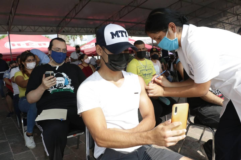 vacunación Monterrey
