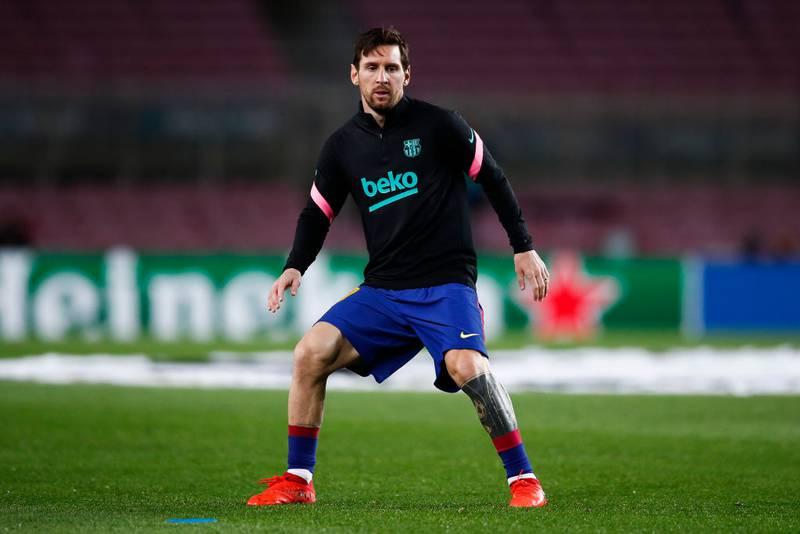 Se da a conocer el burofax con el que Messi pedía su salida del Barça