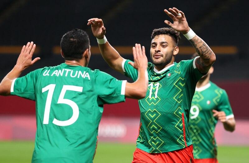 Selección mexicana   Getty Images